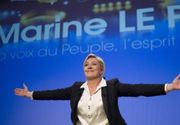 """Marine le Pen: """"Victorie. Trebuie să organizam acelaşi referendum în Franţa şi in restul Europei"""""""