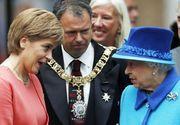 Scotia incearca sa opreasca iesirea Marii Britanii din UE prin veto. Nicola Sturgeon, premierul Scotiei, incepe discutiile la Bruxelles pentru a ramane in Europa