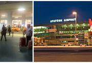 Trei teroristi kamikaze s-au aruncat in aer pe Aeroportul Ataturk din Istanbul. Un nou bilant indica 41 de morti si 239 raniti