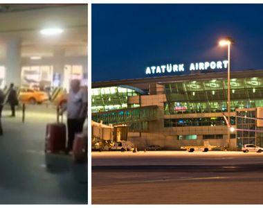 Trei teroristi kamikaze s-au aruncat in aer pe Aeroportul Ataturk din Istanbul. Un nou...