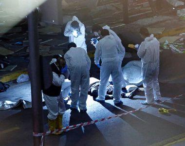 """Marturii din aeroportul MORTII: """"Era sange pe jos, acoperisul cazut, oameni morti..."""