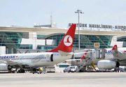Cipe de groaza pentru un premier european. Avionul in care acesta se afla a aterizat pe aeroportul Ataturk in momentul declansarii exploziilor