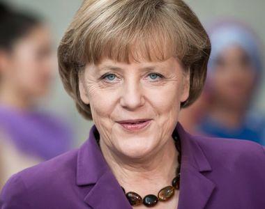 """Merkel despre iesire din UE a Marii Britanii: """"Nu mai e cale de intors"""""""