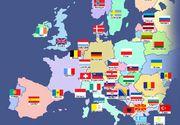 Marea Britanie a dat startul. Sunt si alte tari europene care vor sa paraseasca blocul comunitar