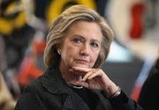 Candidata democrata la Casa Alba Hillary Clinton a fost audiata de FBI in scandalul e-mailurilor