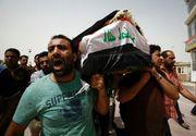 Trei zile de doliu national in Irak, in urma celui mai sangeros atac din ultimul an. Peste 130 de persoane si-au pierdut viata