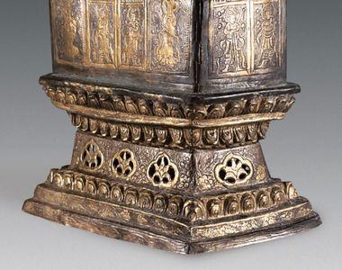Arheologii chinezi sustin ca au descoperit o bucata din craniul lui Buddha