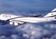 Amenintare cu bomba la bordul unui avion al companiei israeliene El Al