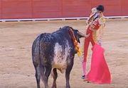 Matadorul Victor Barrio, ucis de un taur într-o coridă din Spania! Toata scena a fost transmisa in direct la televizor