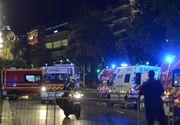 """Supravietuitor al atacului de la Nisa: """"Oamenii se calcau in picioare si de frica se aruncau in mare"""""""