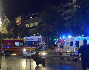"""Supravietuitor al atacului de la Nisa: """"Oamenii se calcau in picioare si de frica..."""