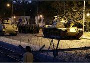 Tentativa de lovitura de stat in Turcia. Presedintele Erdogan, prima declaratie: Turcia va depasi acest moment