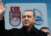 Presedintele turc Recep Tayyip Erdogan ar fi fugit din tara, la bordul unui avion privat. El a incercat sa obtina azil in Germania, insa i s-a refuzat aterizarea | UPDATE