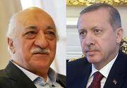 Presedintele turc il acuza pe fostul sau aliat Fethullah Gulen de organizarea loviturii de stat. Ce a raspuns clericul musulman