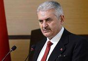 """Premierul Turciei a anuntat ca lovitura de stat a fost blocata si ca situatia este """"complet sub control"""". Granita cu Bulgaria a fost redeschisa"""