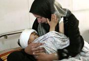 """O fetita de 12 ani a fost arsa de vie de Statul Islamic. Ultimele cuvinte ale copilei au fost: """"Iertati ISIS"""""""
