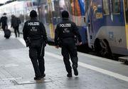 Un tanar inarmat cu un topor si un cutit a atacat pasagerii unui tren din Germania