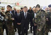 "Premierul francez: ""Vor fi alte atentate si alti nevinovati ucisi"""