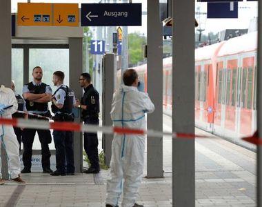 Bilantul atacului din Munchen a ajuns la 10 morti, inclusiv autorul. Ucigasul este un...