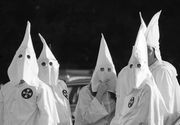 Un fost lider al organizatiei rasiste Ku Klux Klan si-a anuntat intentia de a candida pentru un post în Senatul american