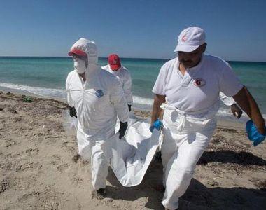 Corpurile a 41 de imigranti au fost gasite pe o plaja din Libia