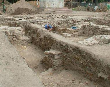 Un templu dacic a fost descoperit la cetatea din Valea Zanelor. Templul ar fi fost...