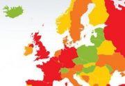 Cat de sigura este destinatia ta de vacanta? Harta celor mai periculoase tari din Europa dupa riscul unui atentat terorist. Unde se afla Romania