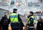 Atac armat in Suedia. Un barbat a fost impuscat intr-un mall din Malmo