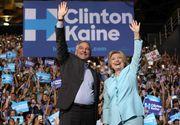 Hillary Clinton, desemnata oficial candidatul democratilor pentru Presedintia SUA