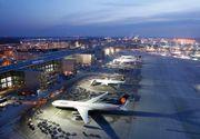 Incident pe Aeroportul din Frankfurt: Trei politisti au fost batuti crunt