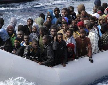 Autorităţile italiene au salvat peste 600 de migranţi din apele Mării Mediterane