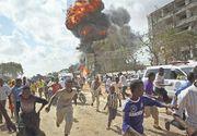 Atac terorist la Departamentul pentru Investigaţii Criminale din Mogadishu. Sapte persoane si-au pierdut viata