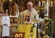 Preot belgian, injunghiat de un refugiat in propria casa