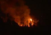 Arhipelagul Canare: 1000 de hectare de padure au fost distruse intr-un incendiu, dupa ce un german a dat foc hartiei igienice folosite. Un padurar si-a pierdut viata
