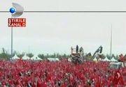 Eveniment istoric din Turcia! 5 milioane de oameni au iesit in strada si au strigat, intr-un glas, pentru democratie