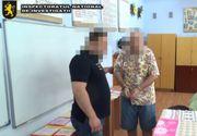 Invatator din Ungheni, arestat pentru actiuni perverse fata de copii