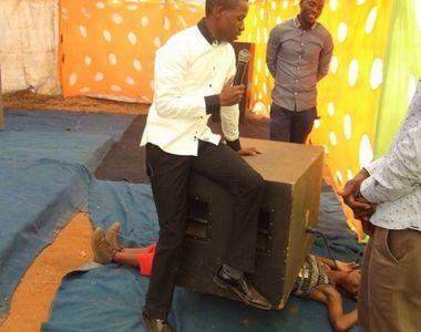 Inimaginabil! O tanara a fost ucisa de un pastor care a vrut sa faca o demonstratie de...