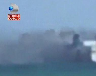 Incendiu pe o nava de croaziera. Sute de turisti au fost evacuati dupa ce vasul a fost...