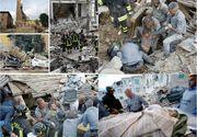 Imaginile dezastrului. Un oras, SPULBERAT de pe harta. Cutremur cu magnitudinea 6,2 in centrul Italiei. Bilantul a crescut la 73 de morti. Alte 150 de persoane sunt disparute