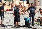 Politia franceza a obligat o femeie musulmana sa se dezbrace complet pe o plaja din Nisa. Motivul e halucinant