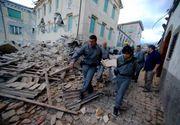 MAE: Un roman a murit, doi sunt raniti si 9 persoane sunt date disparute, dupa cutremurul devastator din Italia. Bilantul cutremurului a ajuns la 120 de morti
