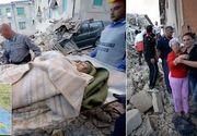 MAE: Cinci români morţi în cutremurul din Italia, alţi 11 sunt daţi dispăruţi