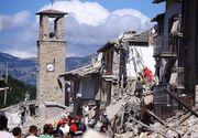 Bilantul provizoriu al victimelor cutremurului din Italia a crescut la 250 de morti. Presedintele Asociatiei Romanilor din Italia sustine ca numarul romanilor morti e mai mare decat a anuntat MAE