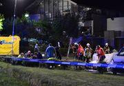 Explozie la un centru sportiv din Belgia. O persoana a murit si alte patru au fost ranite