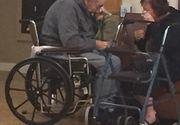 Dupa 62 de ani petrecuti impreuna, doi soti sunt fortati sa se desparta. Momentul este sfasietor
