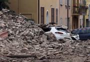 Bilanţul victimelor din Italia a ajuns la 281 de morţi! Sâmbătă au loc funeralii de stat pentru victime