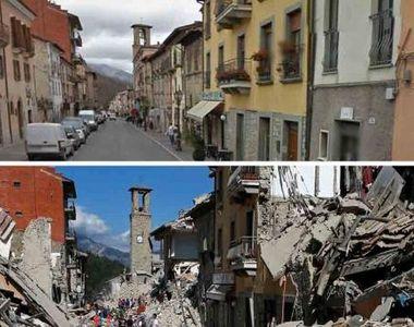 Firmele ce au restaurat clădiri la Amatrice şi proprietarii care nu au respectat...