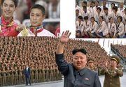 Pedepse cumplite pentru sportivii nord-coreeni care nu au obtinut medalii la Rio. Conducatorul Suprem Kim Jong-un este suparat ca sportivii s-au intors acasa doar cu 7 medalii