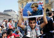 """Angela Merkel insista ca toate statele UE trebuie sa primeasca refugiati musulmani. """"Am decis impreuna si fiecare stat trebuie sa aiba o contributie"""" a declarat aceasta"""