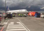 Aterizare de urgenta in Irlanda. 16 persoane care se aflau la bordul aeronavei United Airlines au fost ranite